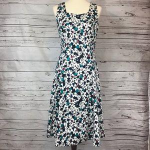 Talbots Floral Dress